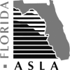 Florida American Society of Landscape Architects Logo