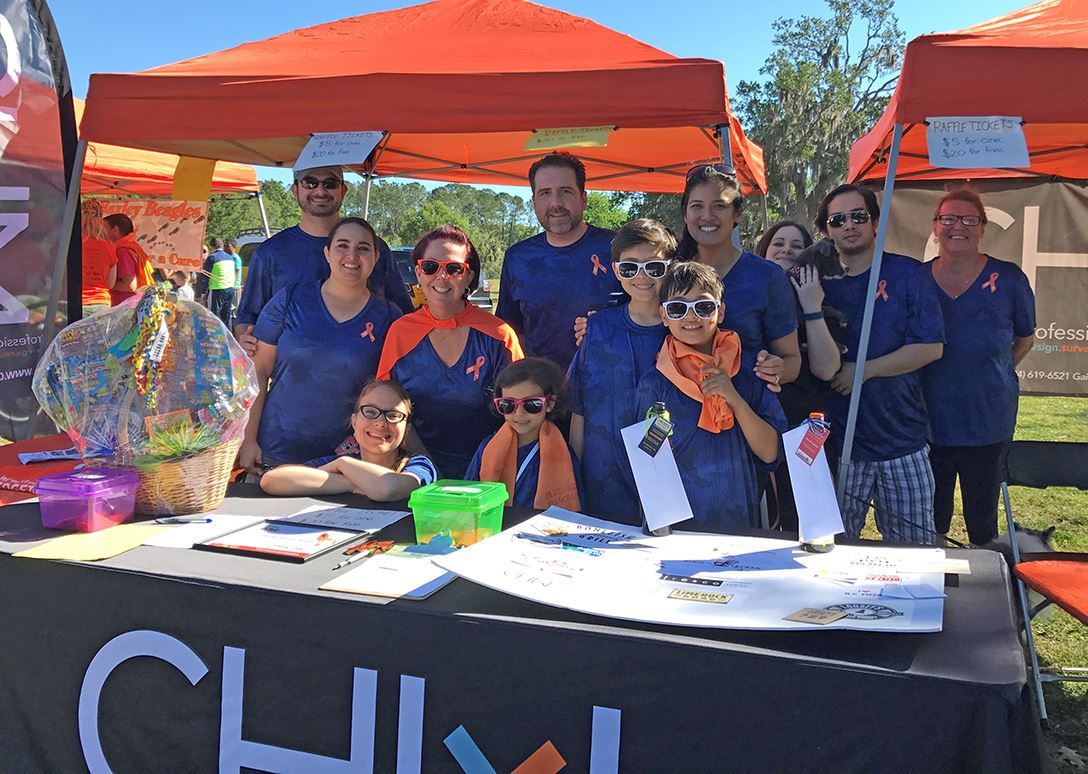 CHW Professional Consultants Gainesville Sponsored the Walk MS 2017 Event