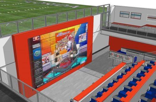 UF Football Urban Design Gainesville