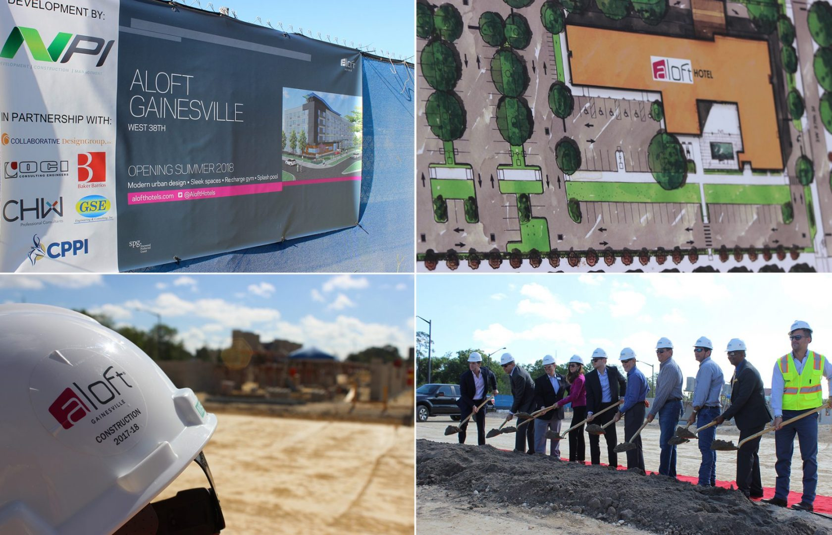 CHW Civil Engineering, Landscape Architecture, Land Surveying, Land Planning, and CEI Services in Gainesville