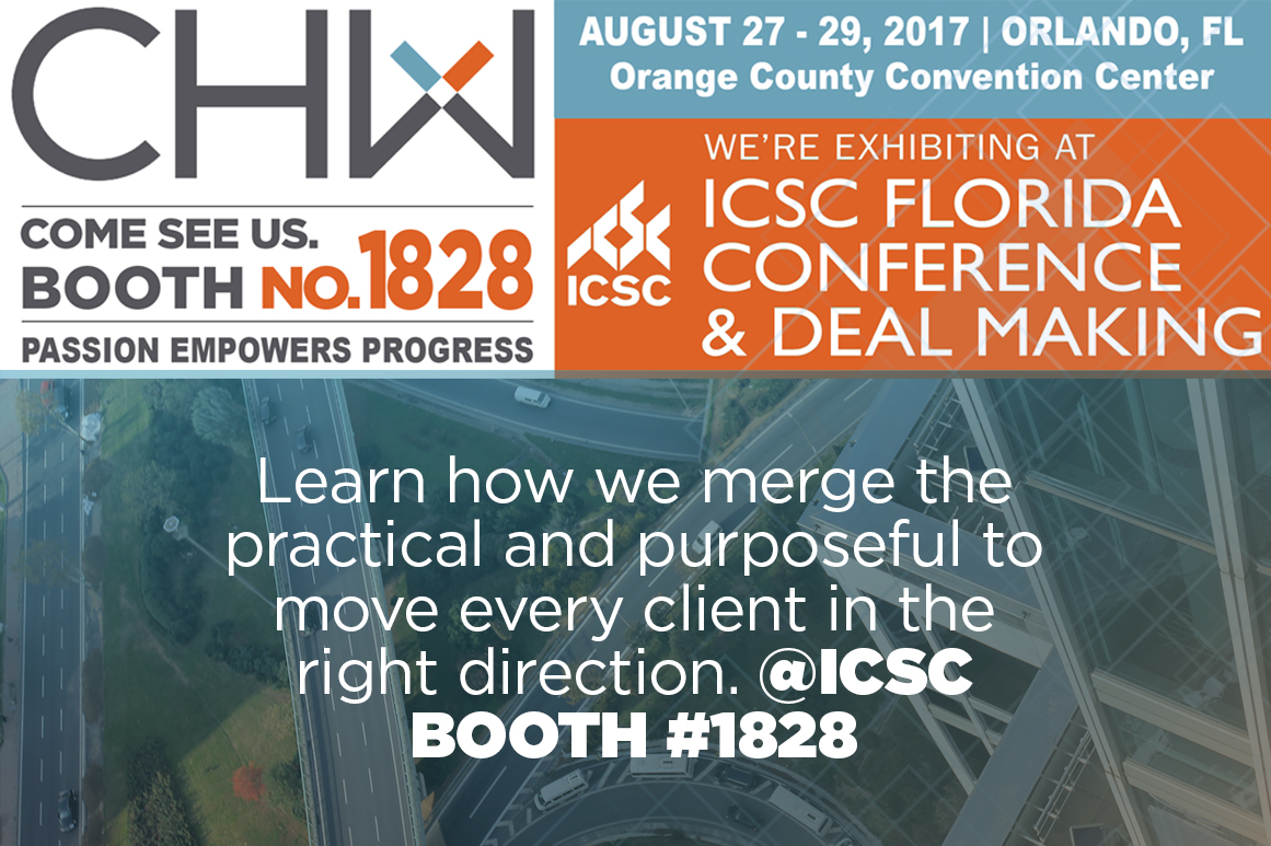 CHW Attends ICSC Gainesville