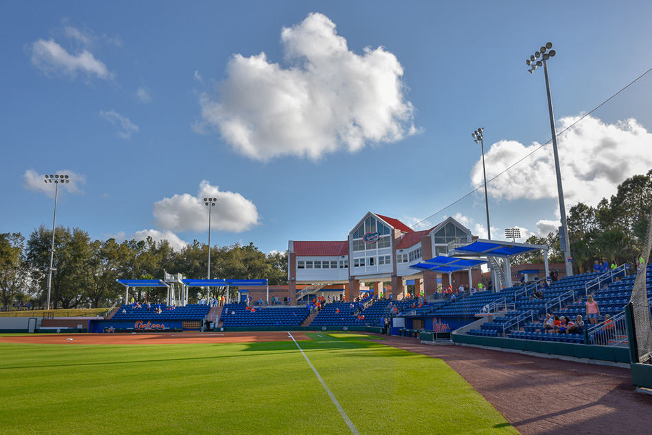 UAA KATIE SEASHOLE PRESSLY SOFTBALL STADIUM Gainesville, FL