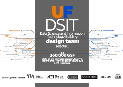 UF DSIT CHW is providing civil engineering, landscape architecture, land surveyor, and construction services