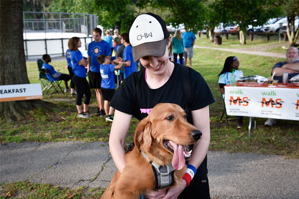 CHW at the Gainesville, FL 2019 MS Walk