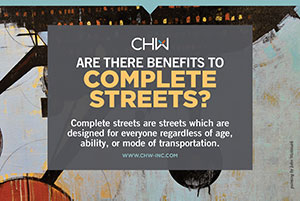Are there benefits to Complete Streets?