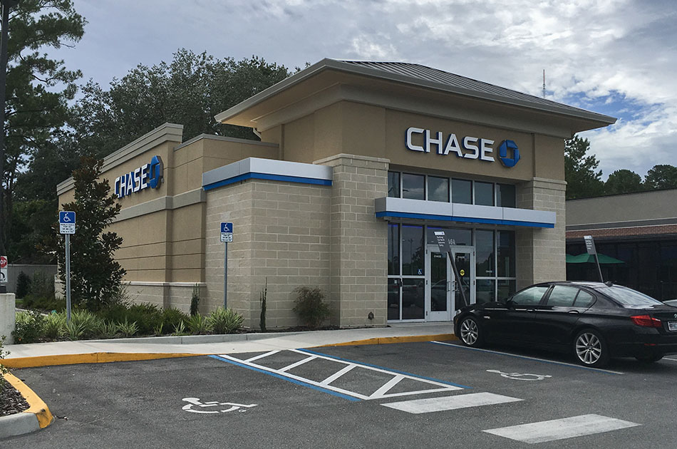 Chase Bank in Gainesville, Florida