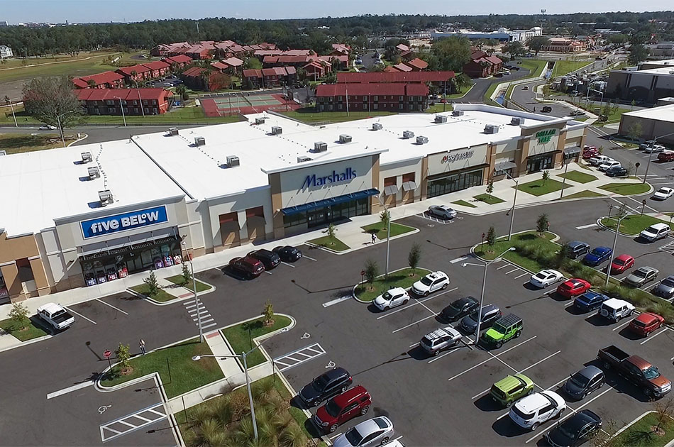 Marshalls CHW Professional Consultants provided civil engineering services for this building in Gainesville, Florida