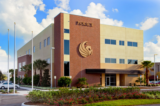 UCF Public Safety Center in Orlando, Florida