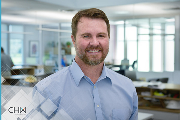 CHW welcomes Senior Project Manager Eric Lanehart to our Landscape Architecture and Planning and Design teams