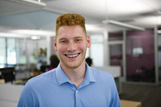 Daniel Hartless Engineering Student Intern