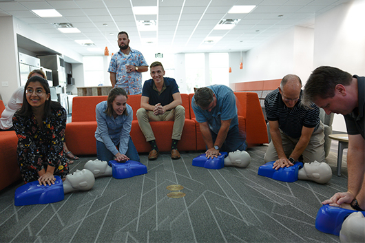 CHW CPR Training in Gainesville, FL